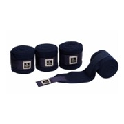 SD Design Diamond Edition - fleece bandage, 4 stk - navy