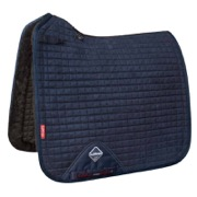 "LeMieux Dressage ""Sensitive Skin"" Luxury underlag - navy"