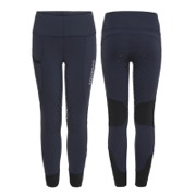 "Equipage ridebukser ""Thames Tights"" junior - navy"