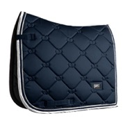 "Equestrian Stockholm underlag ""Midnight Blue White Edge"""