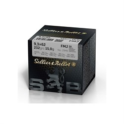 Sellier & Bellot JMF 9,3x62 15,0 g