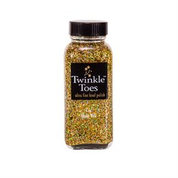 Twinkle Toes hovlak m. glitter - Gold