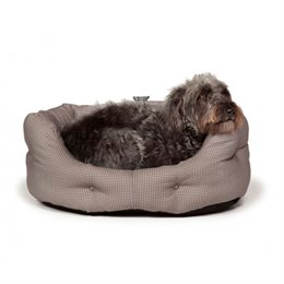 Danish Design Snuggle Bed Vintage Dogstooth 45 cm
